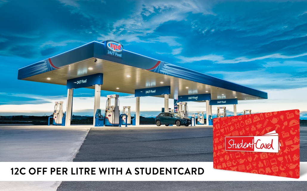 NPD Student Discount - Student Card
